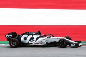 F1第2戦シュタイアーマルクGP決勝トップ10ドライバーコメント(1)