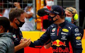 レッドブル代表「メルセデスに挑戦する速さがなく落胆。ウイング破損もマイナスに」【F1第2戦決勝】