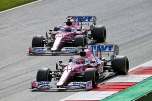 """ルノーF1が""""ピンク・メルセデス""""レーシングポイントRP20に正式抗議。FIAがW10との類似性を調査へ"""