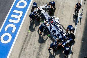 アルファタウリ「アップデートの方向性は正しいと確認」クビアトが新パーツをテスト:F1シュタイアーマルクGP金曜