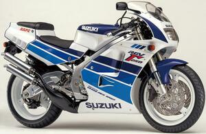 スズキRG250Γヒストリー(RGV250Γ・VJ22A編 1990-1995)
