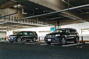 フラッグシップSUVの頂上対決! BMW X7とメルセデス・ベンツ GLS を項目別に検証