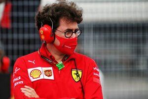 フェラーリF1代表ビノット、テクニカルディレクターの座を離れ、チーム統率に専念