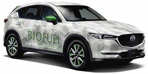 マツダなど参画のひろしま自動車産学官連携推進会議、バイオディーゼル燃料運用を実証実験