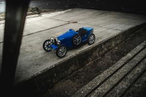 ブガッティ ベイビーの生産スタート。大人も乗れるミニチュア・タイプ35の完成度に見る「本気」