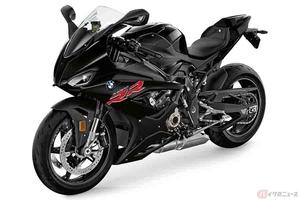 BMW Motorrad「S1000RR」新色登場 ブラックをメインにし精悍なイメージに