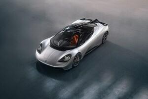 天才デザイナーのゴードン・マレーが究極のマシン「T.50」を発表。V12で超軽量1トン切り!?