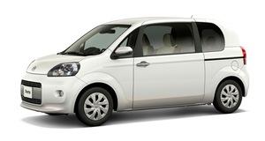 安全・安心装備を充実。トヨタ、ポルテ/スペイドの特別仕様車「セーフティエディション」を設定