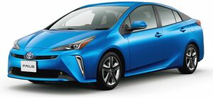 トヨタ、プリウス一部改良 暴走抑制機能「プラスサポート」と給電機能を全車標準装備 安全性能も向上
