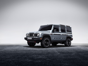 実用に徹した最強の新型クロスカントリー4WD「イネオス グレネイダー」生産仕様を公開【動画】