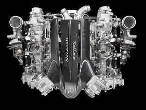 マセラティが100パーセント自社製の新エンジン「ネットゥーノ」を発表