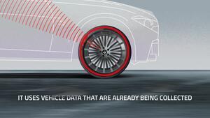 ブリヂストン:車両走行中の安全性を高めるタイヤモニタリングシステムをマイクロソフト社と協働で開発