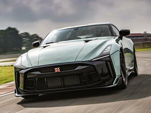 【スーパーカー年代記 129】日産 GT-R50 by イタルデザインは、GT-R生誕50周年のスペシャルコラボ モデル