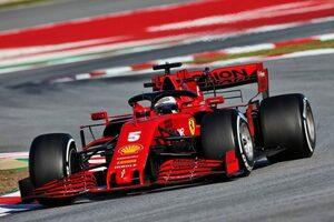 フェラーリ、今週末のF1オーストリアGPでザナルディ応援メッセージ『#ForzaAlex』を掲げる