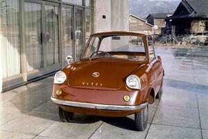 マツダがロータリー搭載車ではなく、60年前の軽自動車を100周年記念のモチーフにした理由