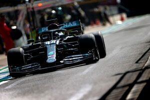 メルセデス、ハミルトン車にシーズン2基目のMGU-Kを投入。予防的措置で【F1第4戦金曜】
