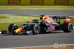 F1イギリスFP3レポート:レッドブル・ホンダのフェルスタッペン、メルセデス勢に肉薄3番手。王者までコンマ3秒