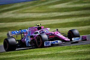 F1イギリスGP FP2:初日トップはレーシングポイントのストロール。アルボンがクラッシュも2番手に