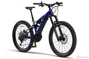オフロードバイクの技術力を自転車のフレームにも!? ヤマハの新型スポーツ電アシ「YPJ-MT Pro」登場