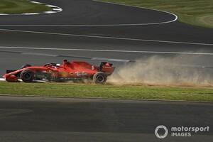 ルクレール、イギリスGP初日はまずまずのタイムも「レースペースが全然ダメ」