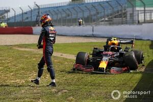 F1イギリスFP2レポート:好調レーシングポイント、ストロールがトップ。アルボン2番手もクラッシュ