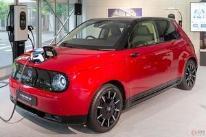 ホンダ新型EV「ホンダe」発表間近!? 初代シビック似のモデルを導入へ