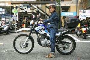 初代ヤマハ「セロー」オーナーが「セロー250」でツーリング 空いた時間でバイクレンタルにチャレンジ!