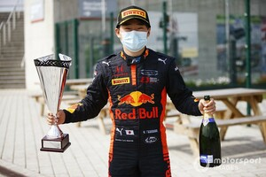 F2初優勝の角田裕毅は1戦1戦成長している……ホンダ山本雅史F1マネージングディレクター、将来の活躍に期待「彼はひと皮剥けた」