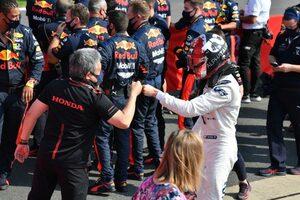 クビアト16番グリッドから10位入賞「マシンの力をすべて引き出した」アルファタウリ・ホンダ【F1第5戦決勝】