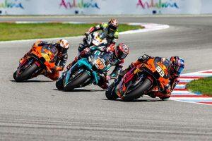 【レースフォーカス】KTMに歓喜の初優勝をもたらしたビンダー。勝利の鍵はタイヤマネジメント/MotoGP第4戦