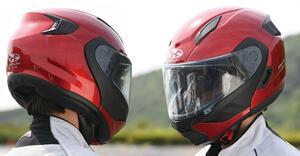 KABUTOの新作システムヘルメット「リュウキ」はコスパが高く、軽さも魅力!