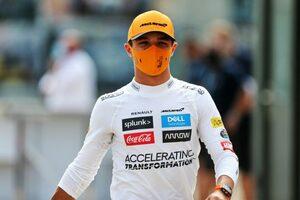 ノリス9位「タイヤが厳しくて、思いのほか難しいレースを強いられた」マクラーレン【F1第5戦決勝】