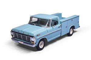 【新製品】1967年型フォードF-100ピックアップトラックをフルディテールで再現したプラモデル