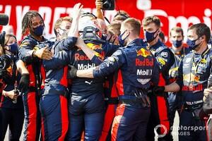 レッドブル代表、フェルスタッペンの圧巻パフォーマンス称賛「今回のレースから学ぶことがたくさんある」