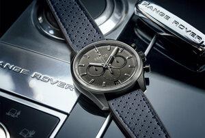 クルマが好きだ、時計も好きだ。ゼニスとランドローバーが生み出した「エル・プリメロ レンジローバー スペシャル エディション」【Style in motion 055】