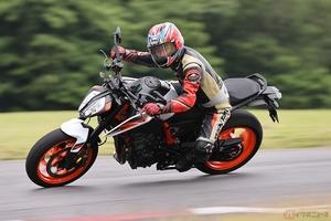 親しみやすさにスポーツ性能を上乗せ!! KTMの2020年新型ミドルネイキッド「890デュークR」の魅力とは