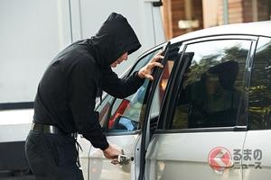 盗まれやすい車には共通する特徴が存在!? 自動車盗難から愛車を守る方法とは