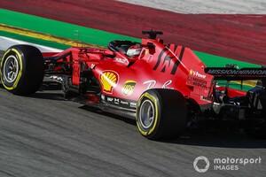 """「開幕戦はテストと同じ仕様で挑む」フェラーリ、アップデートは第3戦ハンガリーまで""""お預け""""とビノット代表認める"""