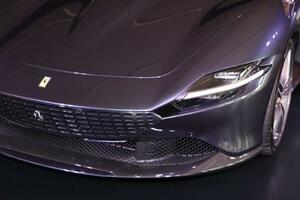 やっぱり超美しい!! フェラーリ 新型ローマ ついに実車日本初公開!!!