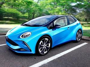 【スクープ】トヨタの近未来コンパクトEV、「LQ」が今秋にも発表か?