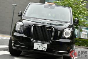 スゴいヤツ上陸!? 運転が「結構楽しい!」 英国ロンドンタクシーはアリな選択?
