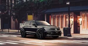 人気SUVのフォルクスワーゲン・ティグアンに個性際立つ特別仕様車2モデルを設定し発売