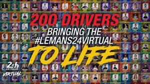 現役F1ドライバーも多数の『ル・マン24時間バーチャル』のエントリー発表。TGRは可夢偉と山下を起用