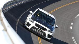 「チューンドWRX STIは最高速も凄かった!」180km/h到達速度はなんと12秒台!