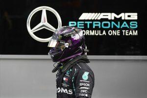 ハミルトン初日最速「昨年型よりいいマシン。でも金曜の結果を鵜呑みにはしない」メルセデス F1オーストリアGP