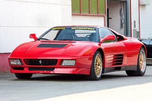 「エンツォ フェラーリ」は、「348」+「F355」+「360モデナ」だった!?【エンツォ物語:01】