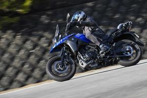 """《中編》 250ccの中でもスズキ『Vストローム250』ほど""""ゆっくり""""走りたくなるバイクは他にない【SUZUKI V-Strom250】"""