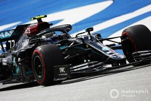 F1オーストリア予選速報:ボッタス、今季最初のポールポジション! フェルスタッペン3番手