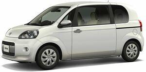 トヨタ、ポルテとスペイドに特別仕様車「セーフティ・エディション」設定