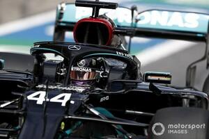 F1オーストリアFP3:またもメルセデスワンツー。レッドブル・ホンダのフェルスタッペン、レーシングポイントのペレスが続く